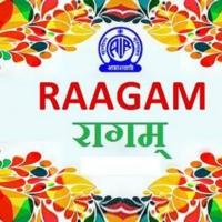 Logo of radio station AIR - Raagam