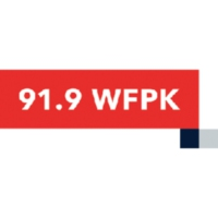 Logo of radio station 91.9 WFPK Independent Louisville