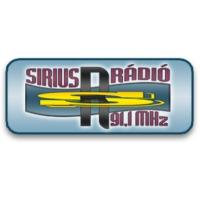 Logo of radio station Sirius Rádió - Kiskunfelegyhaza