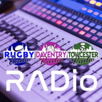 Logo of radio station Rugby And Daventry RADio