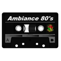 Logo de la radio Ambiance 80
