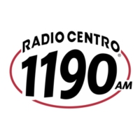 Logo of radio station Radio Centro 1190 AM