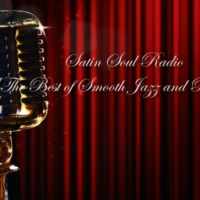Logo of radio station Satin Soul Radio