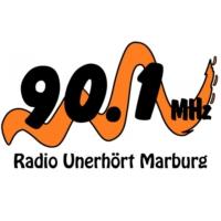 Logo of radio station Radio Unerhört Marburg