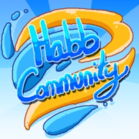 Logo de la radio HabbCommunity