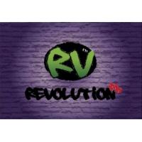 Logo de la radio Revolution FM