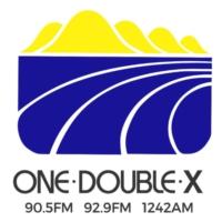 Logo of radio station Radio 1XX