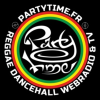 Logo of radio station Party Time Radio Reggae