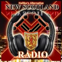 Logo of radio station New Scotland Radio