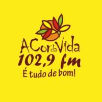 Logo of radio station Rádio A Cor da Vida