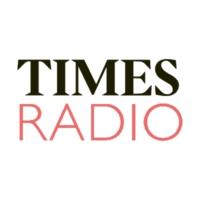 Logo of radio station Times Radio