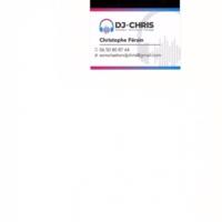 Logo de la radio la radio christophe ferain
