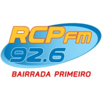 Logo of radio station RCP FM