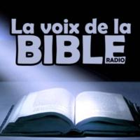 Logo of radio station La voix de la Bible