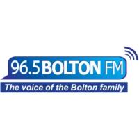 Logo de la radio Bolton FM