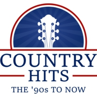 Logo of radio station Country Hits