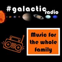 Logo de la radio #galactic radio
