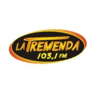 Logo de la radio La Tremenda 103.1 FM