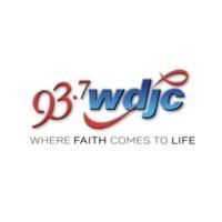 Logo of radio station 93.7 WDJC