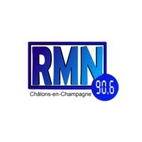 Logo of radio station RMN 90.6 Mhz