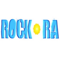 Logo of radio station RockRA