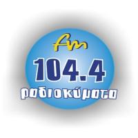 Logo de la radio Ραδιοκύματα 104.4