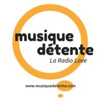 Logo of radio station Musique Détente La Radio Love