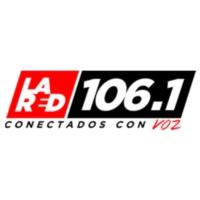 Logo of radio station La Red Deportiva 106.1