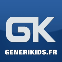 Logo of radio station GeneriKids