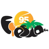 Logo de la radio Fiesta 95 FM