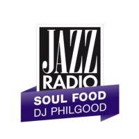Logo of radio station Jazz Radio Soul Food DJ Phillgood