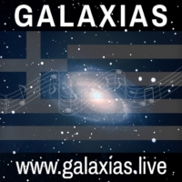 Logo of radio station Galaxias Radio