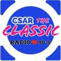 Logo de la radio CESAR The Classic