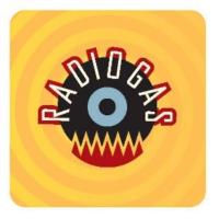 Logo of radio station Radio Gas