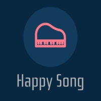 Logo of radio station Happy Song Radio Online 24/7