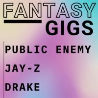Logo of radio station Fantasy Gigs Rap Live