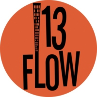 Logo of radio station 13FLOW