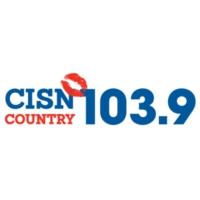 Logo of radio station CISN Country 103.9