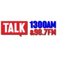 Logo de la radio WGDJ Talk 1300
