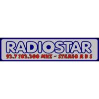 Logo de la radio Radiostar 92.5