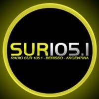 Logo of radio station Radio sur 105.1