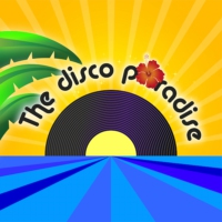 Logo de la radio THE DISCO PARADISE