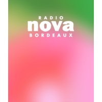 Logo de la radio Nova Bordeaux