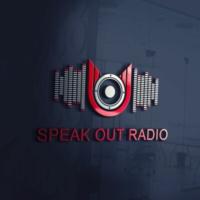 Logo of radio station Speak Out Radio