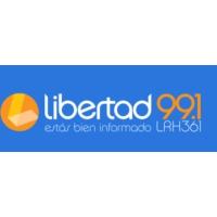 Logo de la radio Radio Libertad 99.1