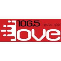 Logo of radio station Love Radio 106,5