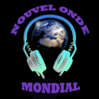 Logo of radio station Nouvel Onde Mondial