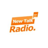 Logo of radio station New Talk Radio