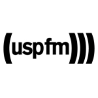 Logo of radio station USP FM