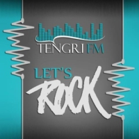 Logo of radio station Radio Tengri FM 105.7 - Тенгри FM